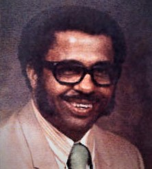 Pastor E. E. Booker